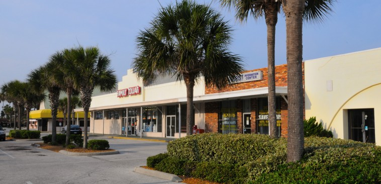 Ellinor Village Shopping Center - Ormond Beach, Florida