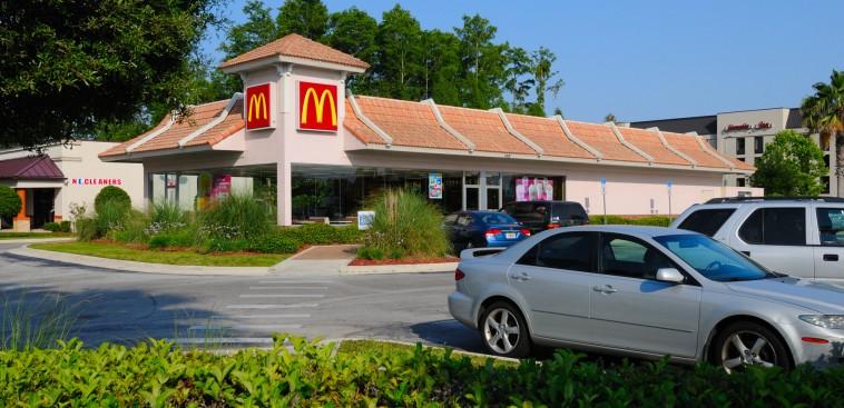 SR 40 - McDonald's Ground Lease - Ormond Beach, Florida