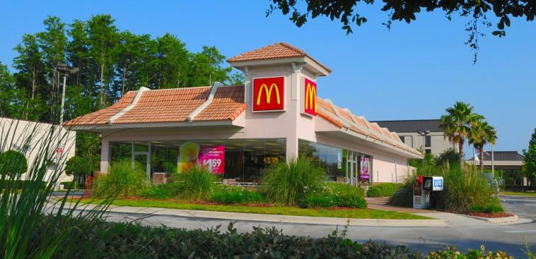 McDonald's Ground Lease - Ormond Beach, Florida