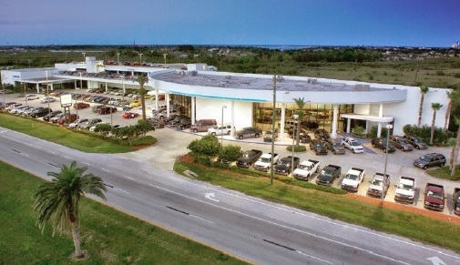 The Former New Smyrna Chevrolet Leased To Voila Auto Group By Cwp